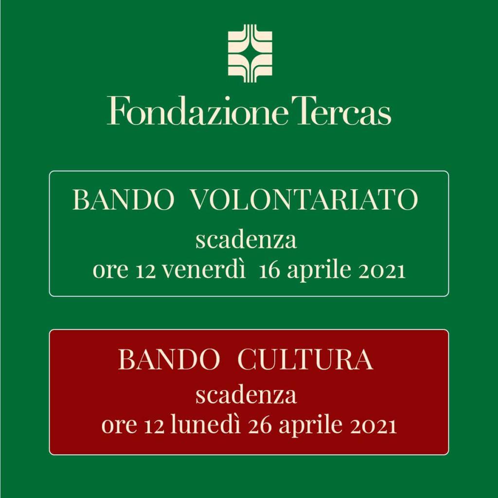 Bandi Fondazione Tercas