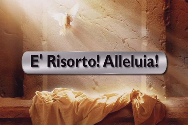 Domenica di Pasqua – Commento di Padre Franco Carollo, rettore della Basilica Pontificia della Santa Casa di Loreto